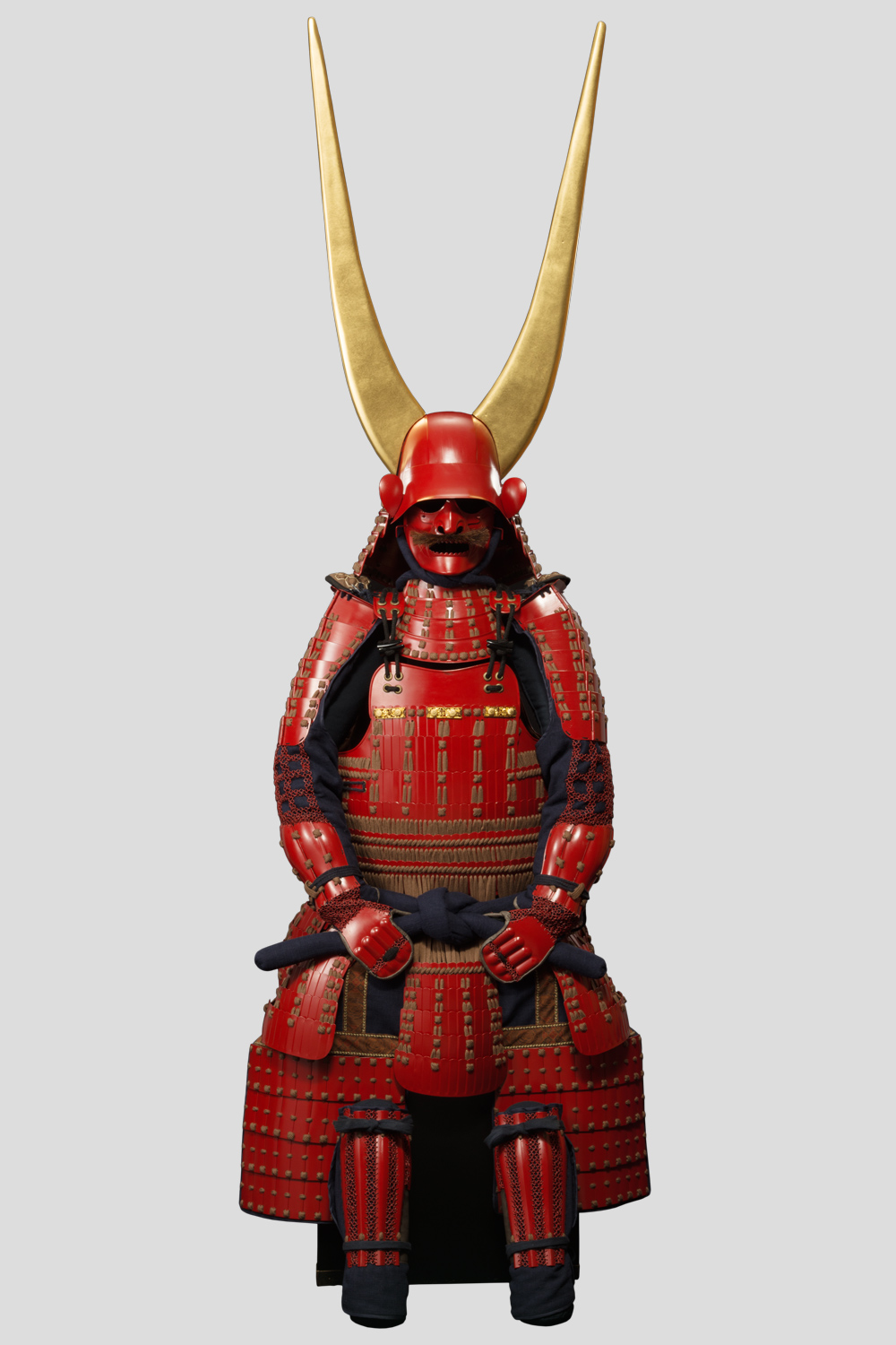 Modeled After Armor Used by Naotaka Ii